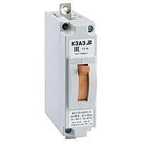 Автоматический выключатель ВА21-29 120010 0,6 А