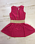 Платья для девочек, Венгрия, Seagull, рр 4, 6, 8, 10, 12 лет., арт.CSQ-86024 ,, фото 2