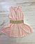 Платья для девочек, Венгрия, Seagull, рр 4, 6, 8, 10, 12 лет., арт.CSQ-86024 ,, фото 3