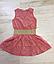 Платья для девочек, Венгрия, Seagull, рр 4, 6, 8, 10, 12 лет., арт.CSQ-86024 ,, фото 4