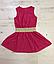 Платья для девочек, Венгрия, Seagull, рр 4, 6, 8, 10, 12 лет., арт.CSQ-86024 ,, фото 6