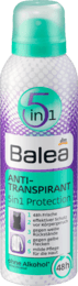 Дезодорант спрей BALEA 5 in1 Protection