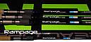 Удилище фидерное ZEMEX RAMPAGE 12,4 ft до 100,0 гр., фото 3