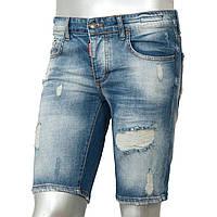 Шорты мужские джинсовые DSQUARED²