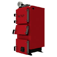 Промышленные твердотопливный котёл Альтеп Duo Plus мощностью 200 квт