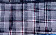 Носовой платок поплин клетка, фото 1