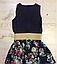 Платья для девочек, Венгрия, Seagull, котон 100%,  рр 4, 6, 8 лет., арт. 86023 ,, фото 5