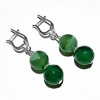 Зеленый агат, денежный камень, фото 1