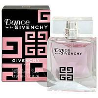 Givenchy Dance With Givenchy. Eau De Toilette 100 ml/Туалетная вода Живанши Денс Виз Живанши 100 мл