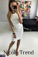 Платье T-8338