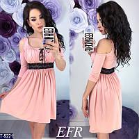 Платье T-9221