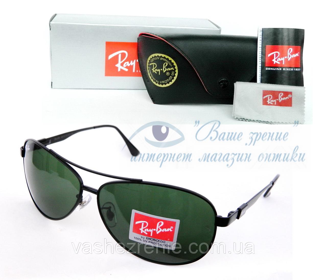 Очки солнцезащитные Ray-Ban (СТЕКЛО) Код:7844