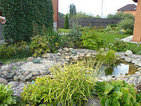 Ландшафтный дизайн, благоустройство и озеленение территории Вашего участка