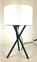 Настольная лампа Corep  KOBE цвет черно-белый