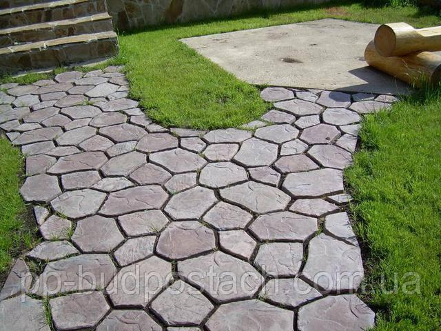Облаштування садових доріжок і Укладання тротуарної плитки