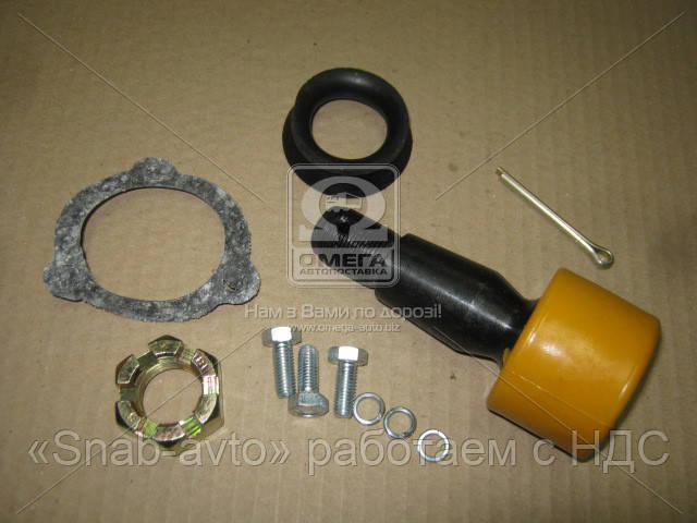 Ремкомплект тяги рулевой КАМАЗ (полиуретанжелтый )(поперечной) (арт. 5320-3414032/74-11), ABHZX