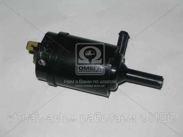 Электродвигатель омывателя МАЗ, КАМАЗ 24В (производство г.Калуга) (арт. 991.3730), AAHZX