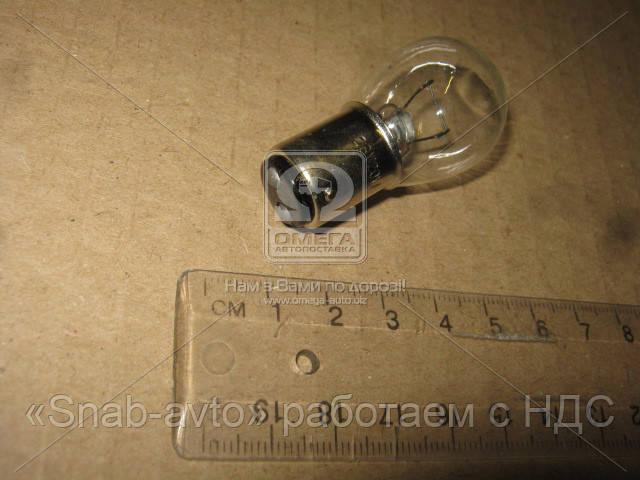Лампа указателя поворота 28V  20W BA15D (Квант) (арт. 65005100)