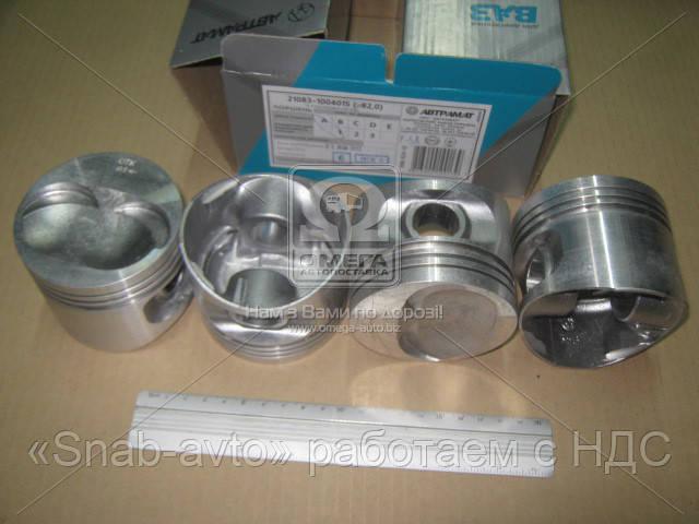 Поршень цилиндра ВАЗ 21083,11113 d=82,0 гр.А М/К (производство Автрамат) (арт. 21083-1004015), ACHZX