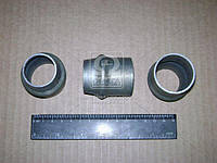 Патрубок радиатора ГАЗ-52 (комплект 2шт.) (производство Резинопласт) (арт. патрубок), AAHZX