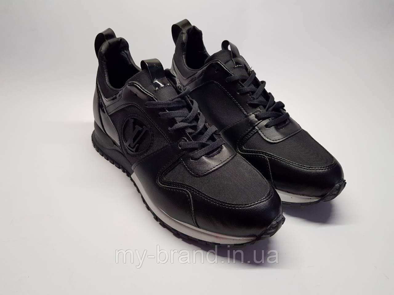 Мужские кроссовки Louis Vuitton Люкс (Черные)  продажа, цена в ... 2e4c403f4ac