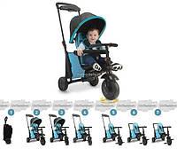 Велосипед Smart Trike Folding Trike™ 500 7 в 1, Blue (STFT5050800)