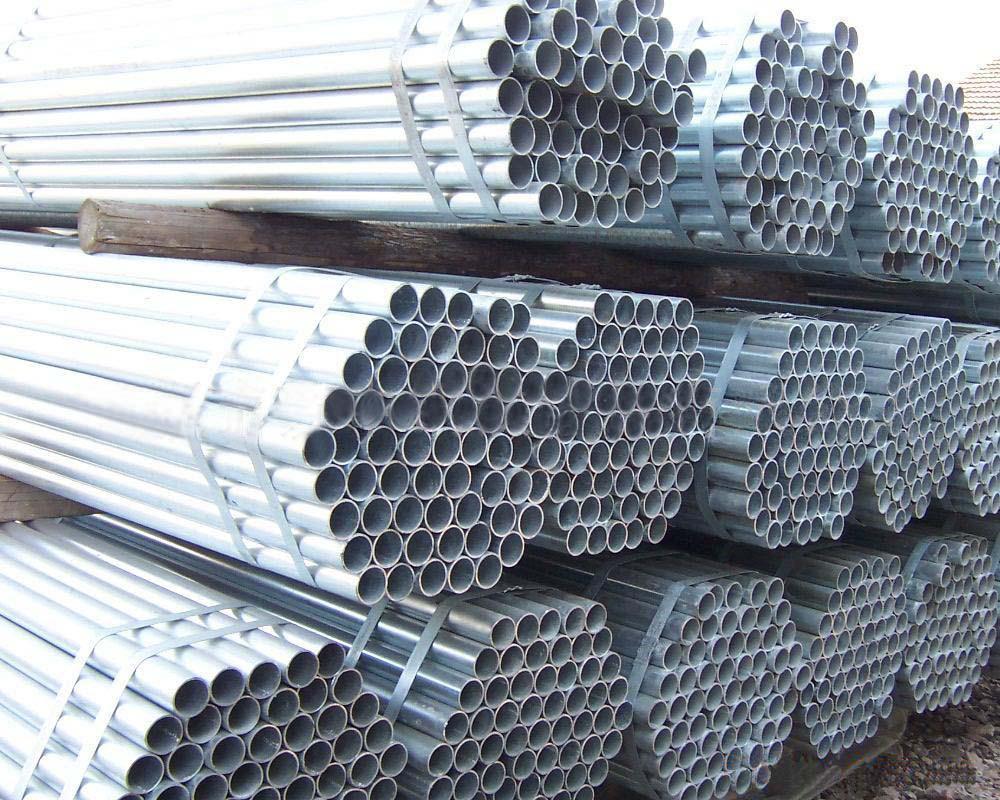 Бурштын труба оцинкованная от 57 до 159 мм диаметрГОСТ 10705-107