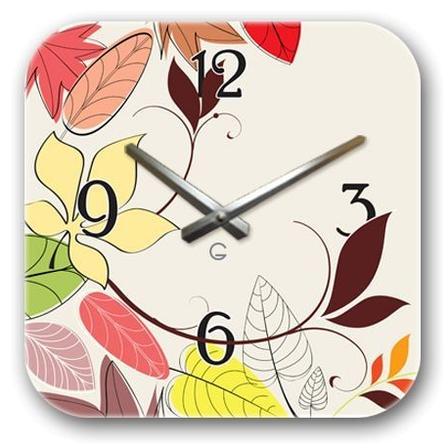 Оригинальные настенные часы Autumn, фото 2