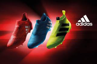 Футбольные бутси Adidas