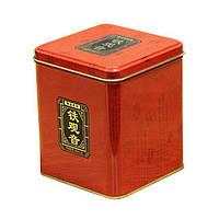 Банка для чая и кофе Богатство, 500 г ( жестяная банка для чая )