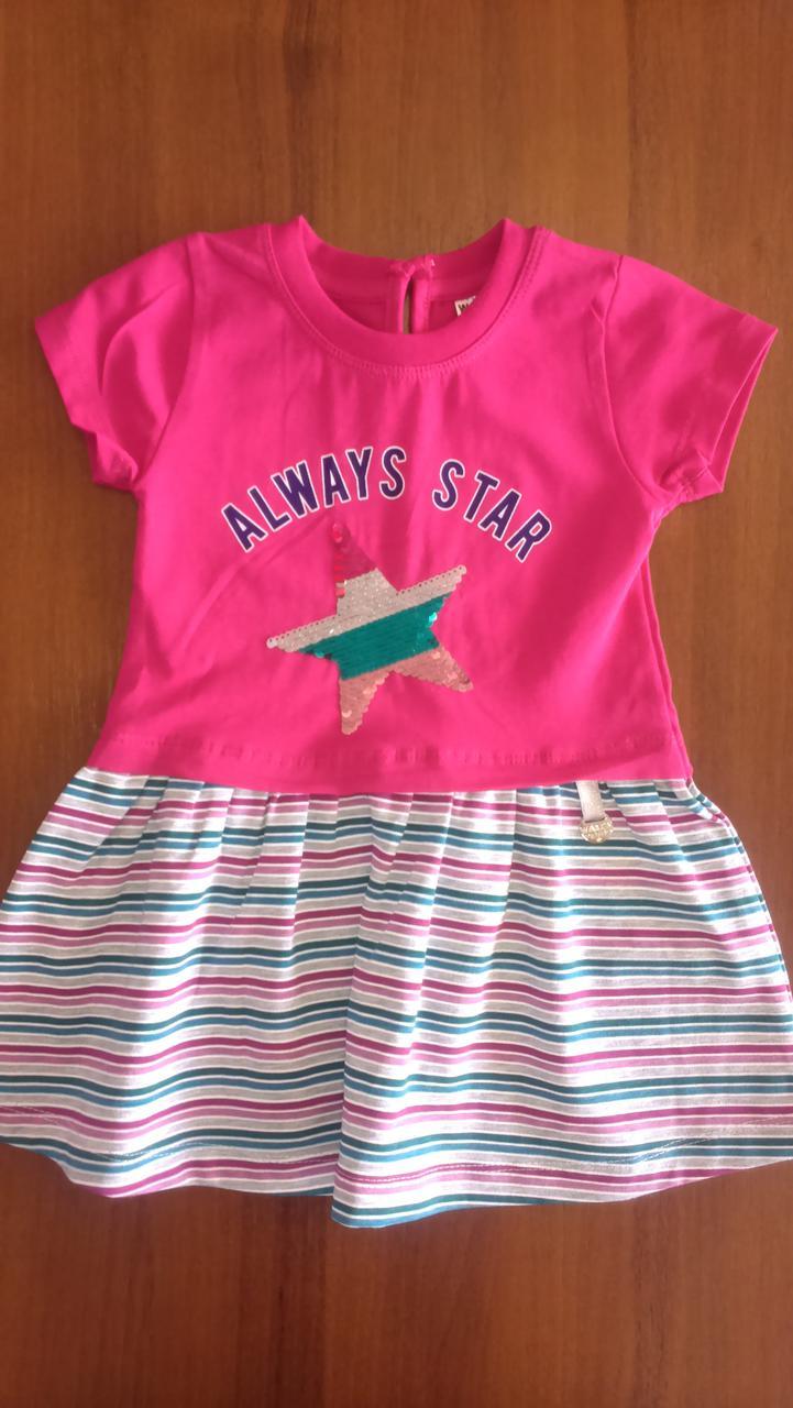 7510e2a77dd Платье для девочки р. 86 Wanex - Rugrats в Харьковской области