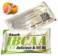 Пробник аминокислот Stark Pharm - IBCAA 2-1-1 - (6,25 гр) грейпфрут БЦАА