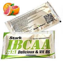 (Пробник) аминокислот Stark Pharm - IBCAA 2-1-1 - (6,25 гр) грейпфрут БЦАА