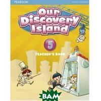Kountoura Alinka Our Discovery Island 5. Teacher`s Book with PIN Code