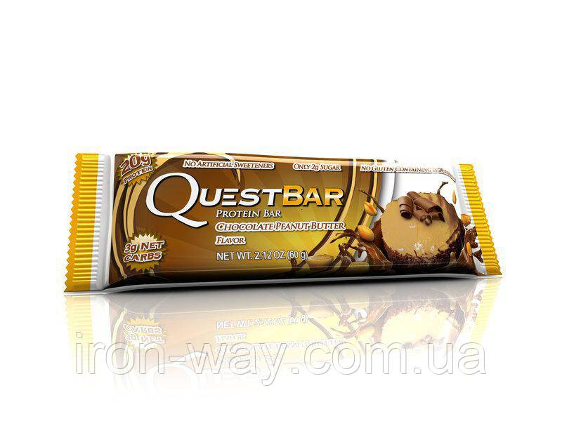 Quest Nutrition Protein Bar 60 g (Blueberry muffin)
