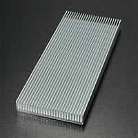 Алюминиевый радиатор 100x40x8мм
