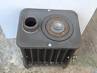 Чугунная буржуйка с повышенной теплоотдачей, фото 1