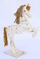 Лошадка гарцующая,50см