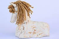Статуэтка деревянная Лошадь размер 30*25