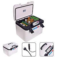 Холодильник термоэлектрический 19л Vitol BL-219-19L DC/AC 12/24/220V 60W