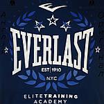 Футболка Everlast мужская темносиняя для тренировок, фото 3