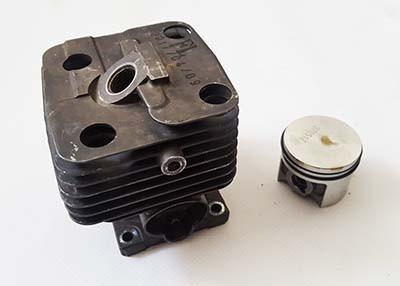 Поршневая группа мотокосы FS 120, FS 120 R, 35mm (оригинал)