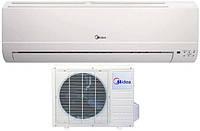 Midea MSG-09ARDN1, R410, кондиционер настенный, GLORY STAR, DC Inverter, Electric Hearting, до 25м2, фото 1