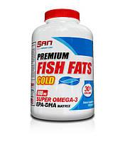 SAN Premium Fish Fats Gold 60 softgels