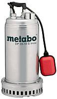 Насос дренажный для грязной воды Metabo DP 28-10 S INOX (604112000)