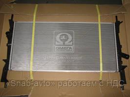 Радиатор TRANSIT7 ALL MT +AC 06- (Van Wezel) (арт. 18002405), AGHZX