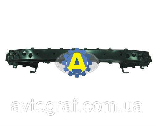 Усилитель бампера заднего на Mazda 6 (Мазда 6) 2010-2013