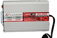Инвертор напряжения 12-220В Luxeon IPS-300S 150Вт