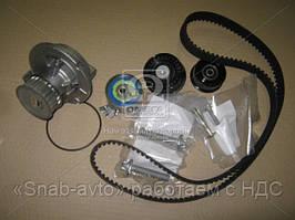 Водяной насос + комплект зубчатого ремня OPEL ASTRA G (1998-2005) (производство Metelli) (арт. 30-0727-1), AGHZX