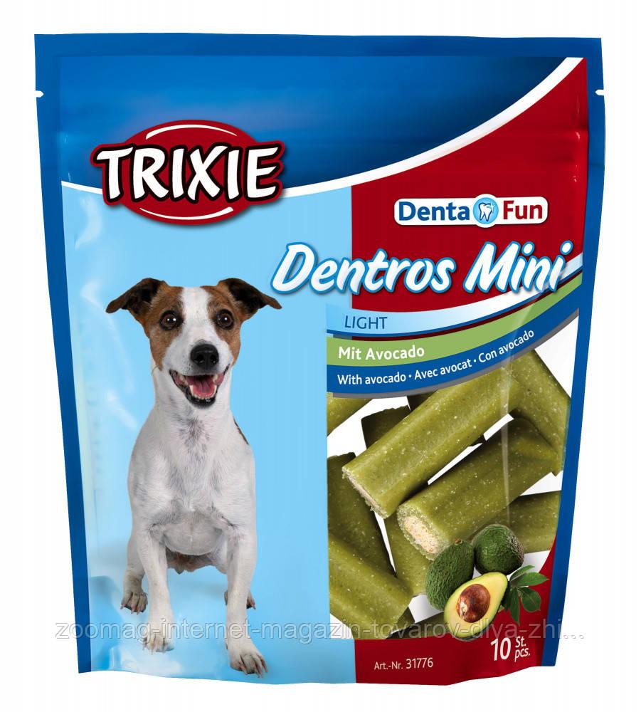 """Лакомство для собак """"Dentros Mini"""" с авокадо 140г, Trixie™"""